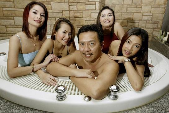 情色桑拿:泰国性产业初学者的另一个选择