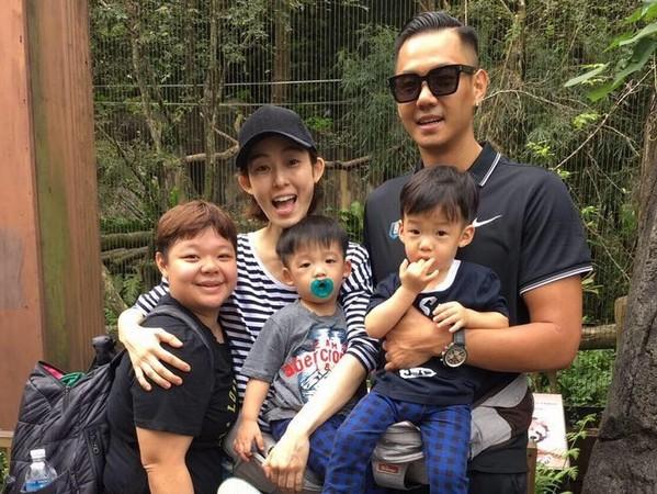 小亨堡妹怀孕了! 沖绳旅游姊妹合照…网惊「根本三胞胎」