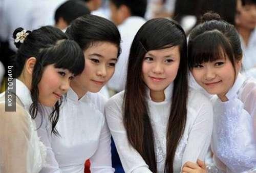 为什幺「越南新娘」特别受到台湾男生的欢迎?看到她们身穿「越式旗袍」大家都买好机票了!