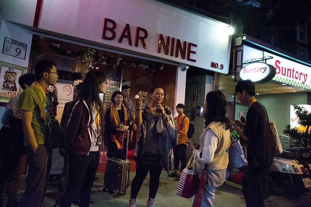 澳门条通日式酒吧散步:在这裏,我们贩卖爱情