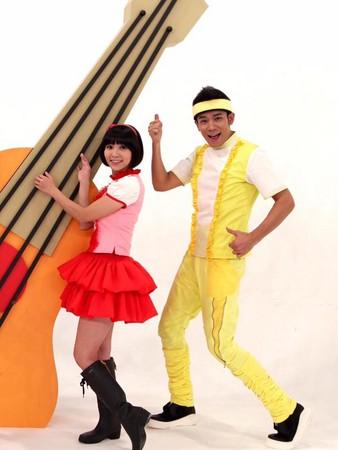 香蕉哥哥、草莓姐姐结婚! 祕恋3年沖绳办婚礼「首对YOYO夫妻」